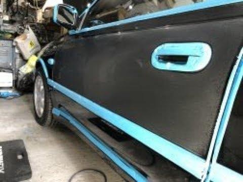 Wet Sanding Clear Coat >> Nissan Pulsar Gti R Wet Sanding Polishing Clear Coat