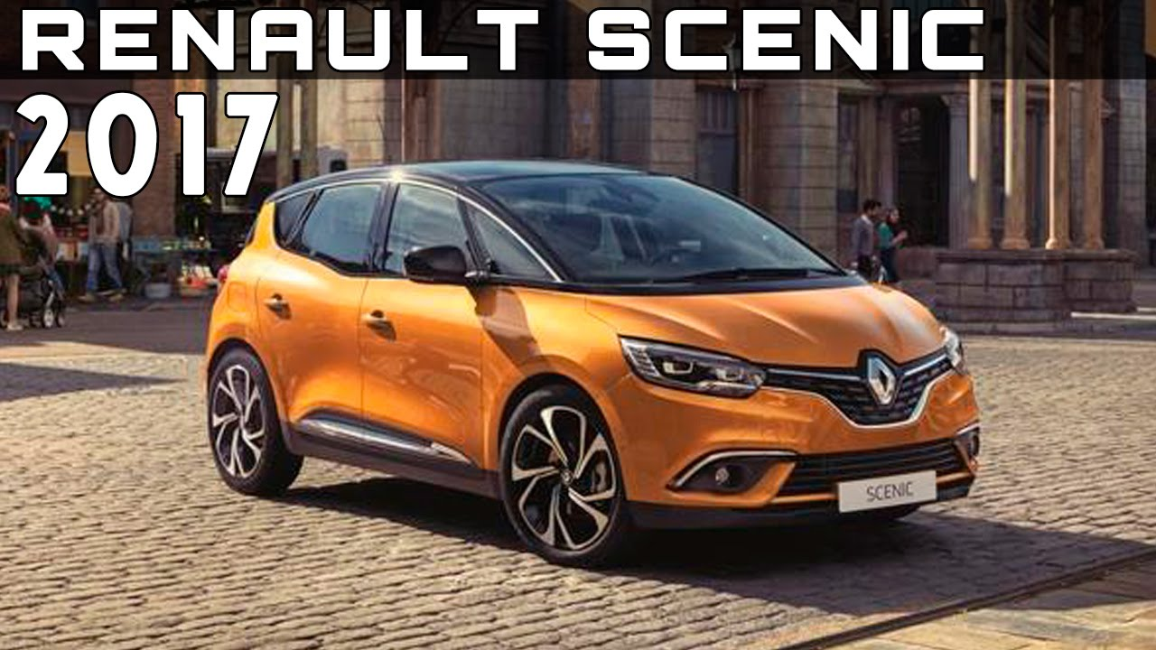 2017 renault scenic review rendered price specs release date youtube. Black Bedroom Furniture Sets. Home Design Ideas