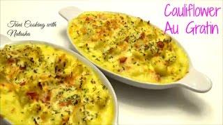 Cauliflower Pie | Cauliflower Au Gratin - Episode 325