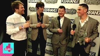 Enter Shikari on winning 'Best Single' | Kerrang! Awards 2015