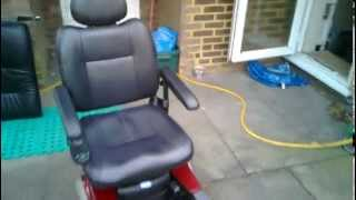 Hacking an Invacare Pronto Electric Wheelchair - Part 1