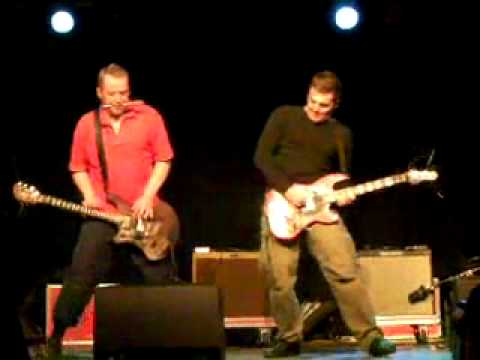 The Ex Guitars (Andy Moor+Terrie Hessels) - All Ears Festival 2009