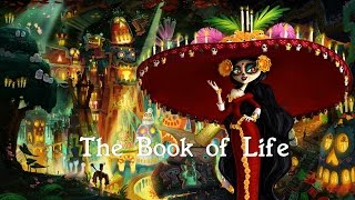 The Book of Life - No Matter Where You Are (Canadian French) Lyrics + Translation