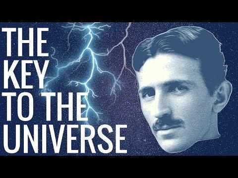 "Nikola Tesla Code - 3-6-9  ""All Is Vibrating Energy, Especially THOUGHT!"""