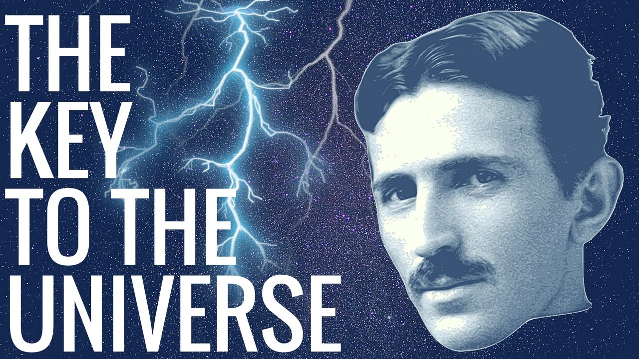 Nikola Tesla Code 3 6 9 All Is Vibrating Energy Es
