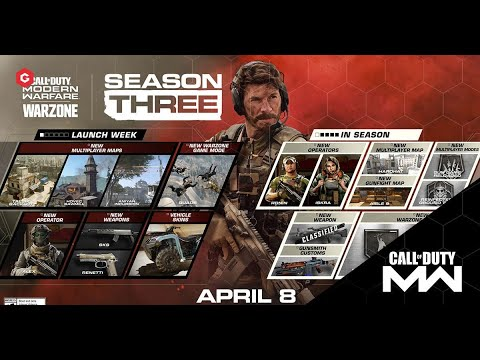 Modern Warfare Season 3 Brings Exclusive Content for PlayStation ...