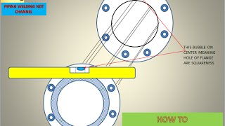 Video How to Square Flange and Hole of Flange and Pipe to Pipe download MP3, 3GP, MP4, WEBM, AVI, FLV Agustus 2018