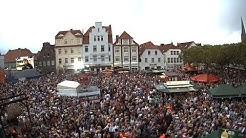 Zeitraffer Marktplatz | NDR Sommertour 2015 in Lingen (Ems)