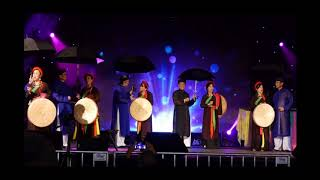 "Videoclip BVNBN CA performing ""Trau Cau Quan Ho"" at OC Fair Tet Mau Tuat - Feb18th, 2018"