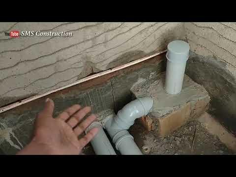 Toilet Plumbing work Tamil