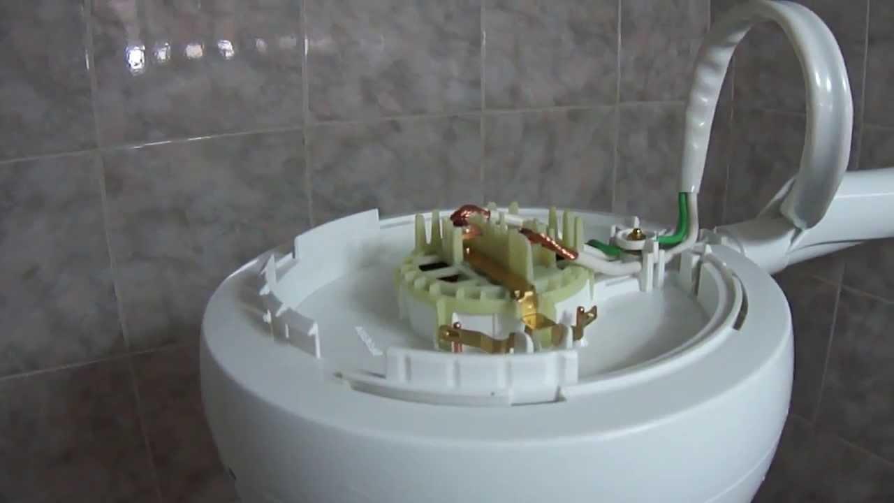 Funcionamiento de la ducha lorenzetti fashion youtube for Como conectar una ducha electrica