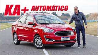 Ford Ka+ SEL Automático - Minitest - Matías Antico - TN Autos