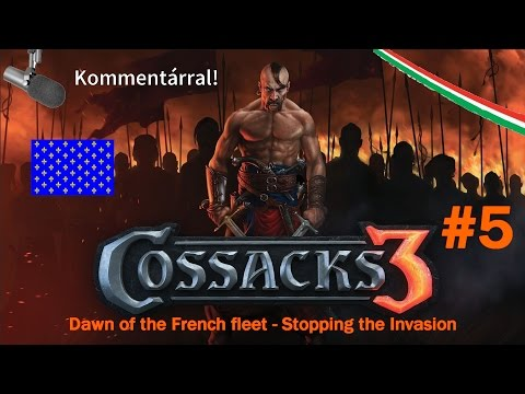 Dawn of the French fleet #5 - Stopping the Invasion végigjátszás