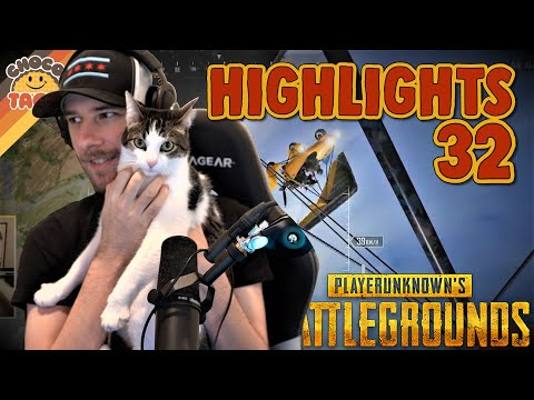 ChocoTaco Presents: HIGHLIGHTS 32 - PUBG Gameplay