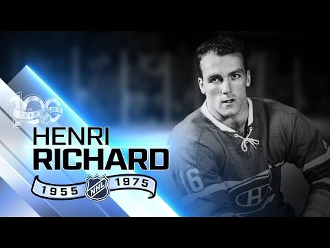 Henri Richard won Cup a record 11 times as a player