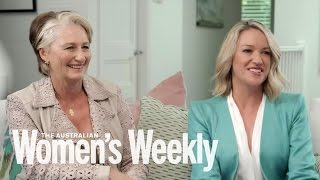 Kerryn Phelps and Leila McKinnon talk about fitness and wellbeing. | Let's Talk