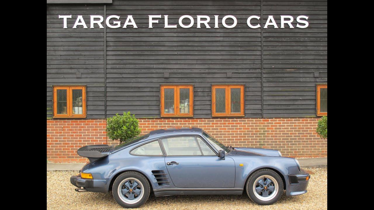 Porsche 930 Turbo L E 911 3 3 Turbo For Sale At Targa