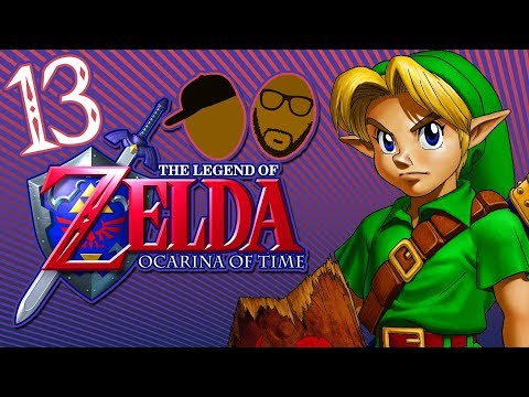 The Legend of Zelda: Ocarina of Time Ep.13