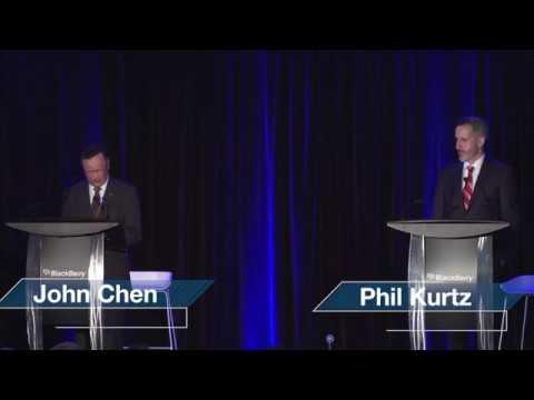 BlackBerry Annual General Shareholders Meeting 2017