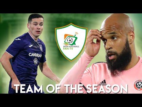 Republic of Ireland  Players Abroad   Team of the Season