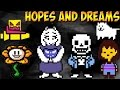 Geometry Dash Undertale Hopes And Dreams mp3