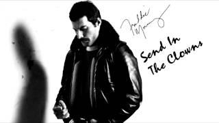 Freddie Mercury - Send in the clowns RARE!!!
