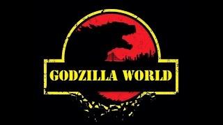 Godzilla World Trailer (Jurassic World/Godzilla Spoof)
