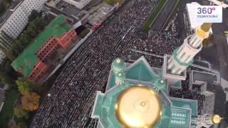 Около 140 тысяч мусульман отпраздновали Курбан-байрам в Москве