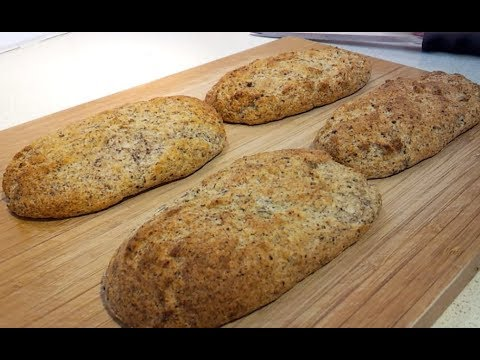How to make awesome Low Carb Sub Sandwich Buns