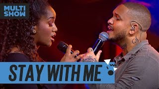 Stay With Me | Iza + Imaginasamba | Música Boa Ao Vivo | Música Multishow