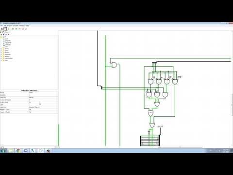 CPU Design Digital Logic - 8