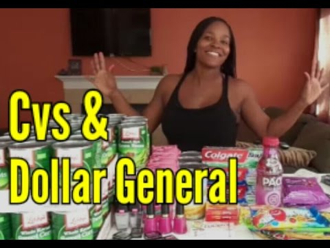 Extreme Couponing Cvs Dollar General Few Newbie Tips