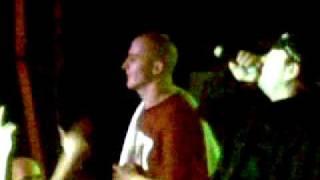 Eldo @ the fresh 5.12.2009 - lubie się włóczyć / molesta + kumple