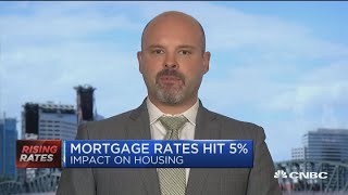 5 percent mortgage rates are good for first-time home buyers, expert says