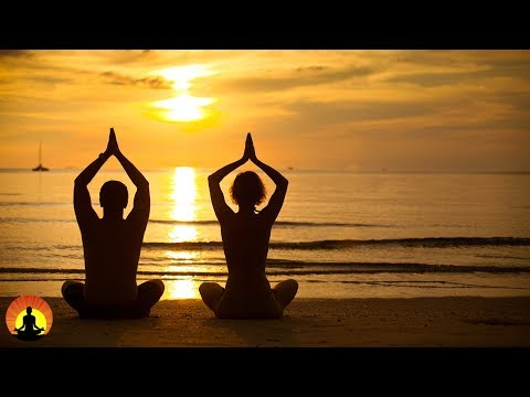 Meditation Deep Relaxation Music: Yoga Music, Calming Music,
