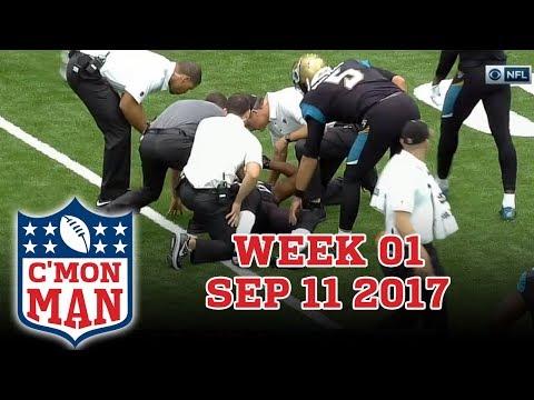 ESPN C'MON MAN! Week 01 - 09-11-17