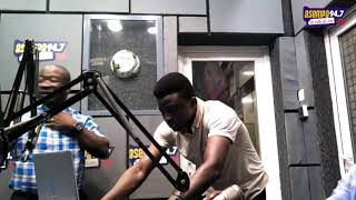 ULTIMATE SPORTS SHOW ON ASEMPA FM (22-1-20)