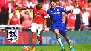 Video Gol Pertandingan Arsenal vs Chelsea