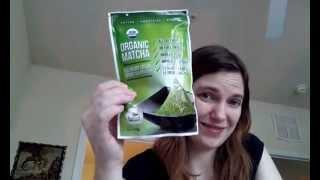Kiss Me Organics Matcha organic green tea powder