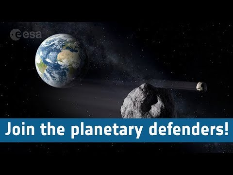 Join the planetary defenders!