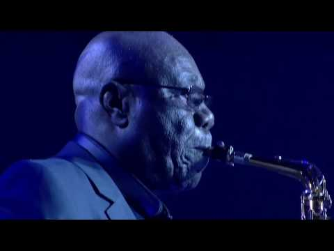 Live Performance By AFRIMA 2016 Legendary Award Winner Manu Dibango From Cameroun .