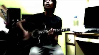 ik din ayega guitar cover.mp4