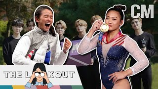 AAPI Athletes Making History at the Tokyo Olympics, BTS' UN Envoyship and More   The Lookout