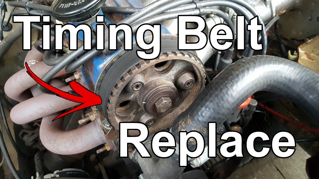 How to Replace a Timing Belt   Fast Rust Tech Tip 08