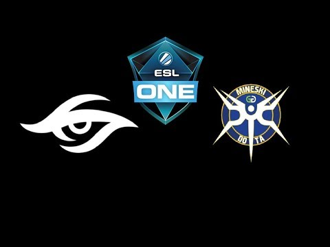 Secret vs Mineski ESL One Katowice 2019 Highlights Dota 2 thumbnail