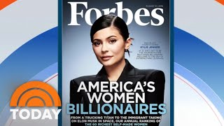 Kylie Jenner Is Set To Become The Youngest Billionaire Ever | TODAY