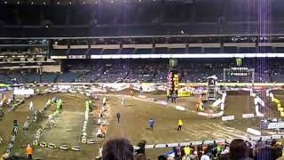 Gambar cover 2009 Anaheim supercross