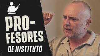 ANÉCDOTAS DE PROFESOR DE INSTITUTO