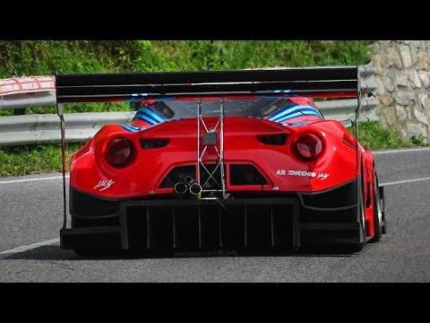 Best Cars Sounds Vol. 9 - Vision GT, Zonda 760LM, 488 Challenge, F1 V12, SLK340 Judd & More!!