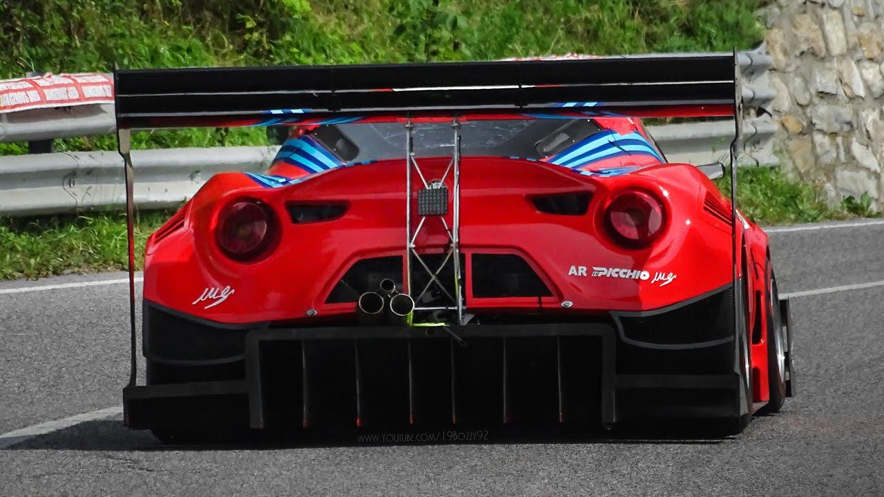 Best Cars Sounds Vol. 9   Vision GT, Zonda 760LM, 488 Challenge, F1 V12,  SLK340 Judd U0026 More!!   YouTube